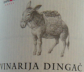 The Dinga donkey
